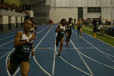 400 Meters - 2013 UM vs MSU Indoor Meet