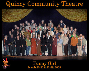 Funny Girl - Quincy Community Theatre