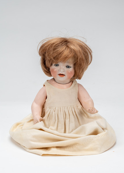 Mom's Doll Collection