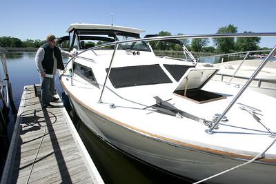 20130524 - Fox River Boating