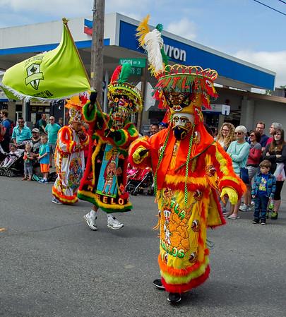 Grand Parade Set six