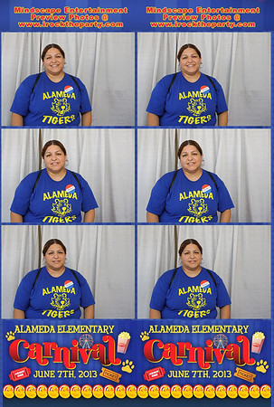 Alameda Elementary Carnival 2013 - Photo Booth Pictures