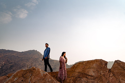 Sheetal & Manish Pre Wedding