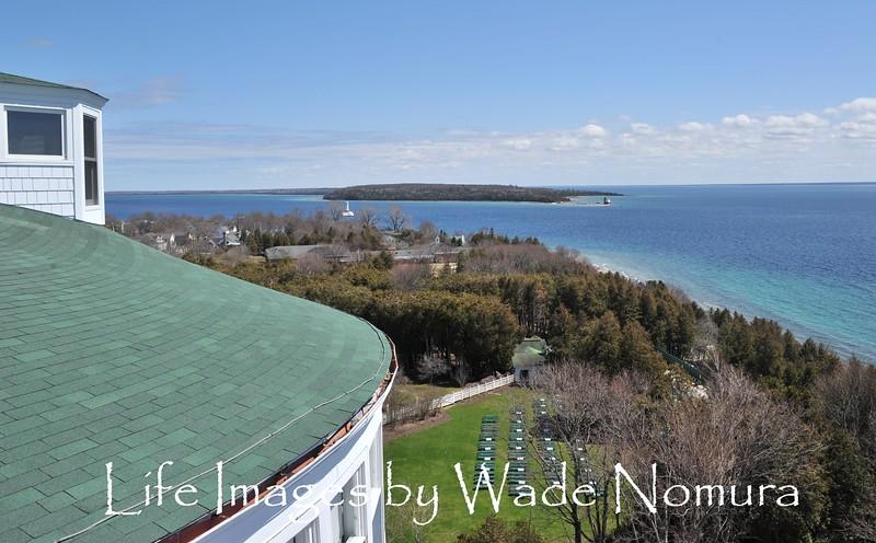 Mackinac Island, Grand Hotel, Lady Bird Suite
