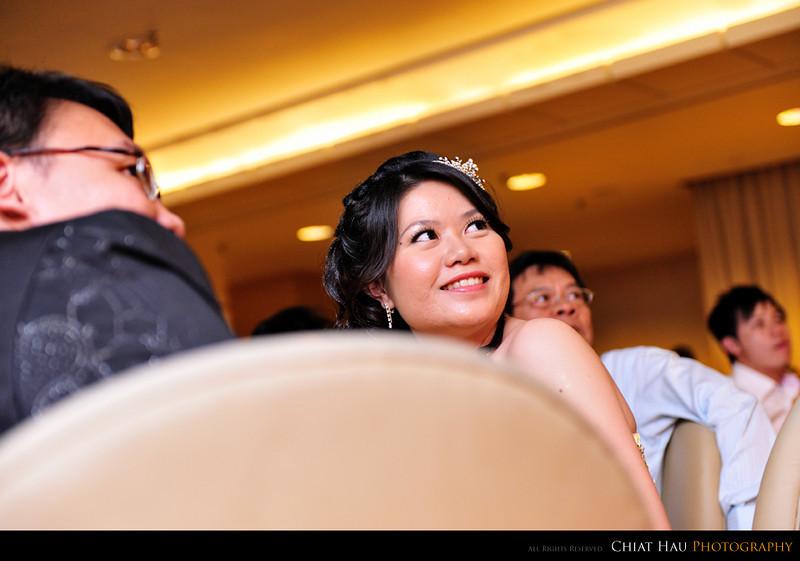Fang Ying... enjoying every bits of the video. :)