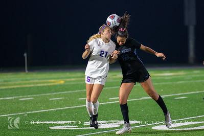 Girls Soccer Quarterfinals - Mountainside HS vs Sunset HS