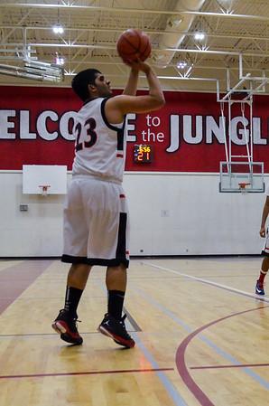 2013 Junior Boys Basketball
