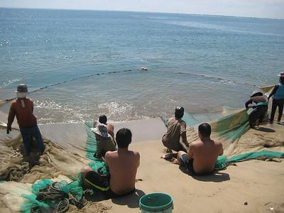 Day 44 - 28 September - Phan Rang - fishermen