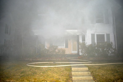 03-17-13 Coshocton FD House Fire