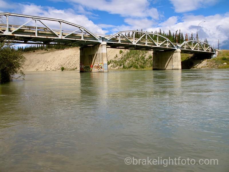 Takhini River Bridge