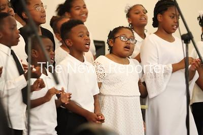 Youth Music Enrichment Program Concert