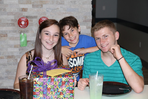 05-18-14 Alex's 16th Birthday