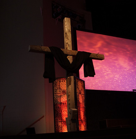Good Friday Service @ Open Door  3-31-2013