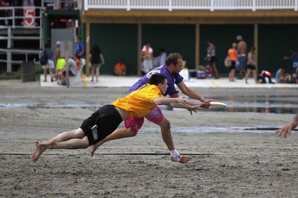 Wildwood Beach Ultimate 2014