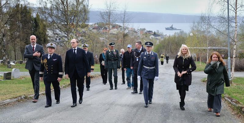 80-årsmarkering gjenerobring av Narvik