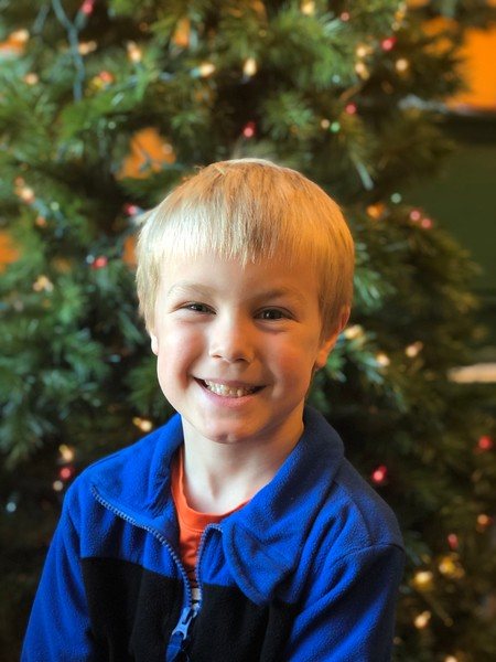 Christmas First Grade 2018 Kelley