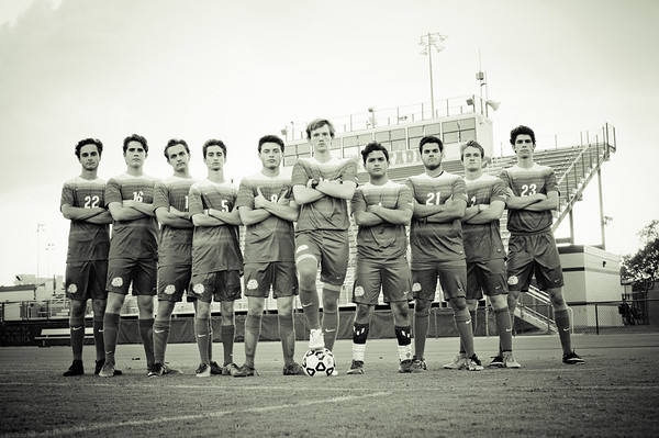 Soccer class of 2018