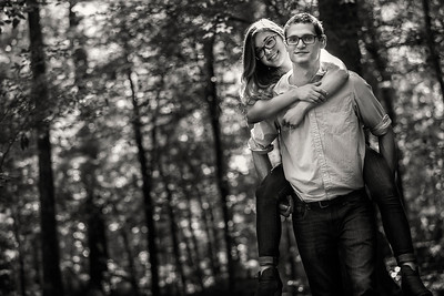 Summer Engagement Session at Northwest River Park in Chesapeake, VA