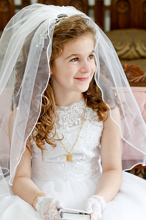 Sophia's Communion