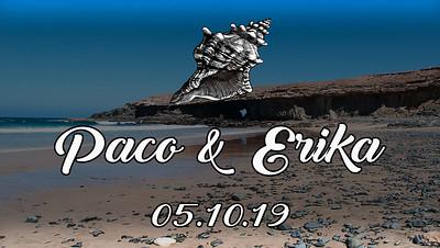 Boda Paco y Erika
