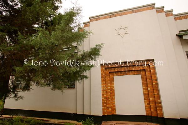 ZAMBIA, Ndola. Ndola Synagogue (former) (2.2013)