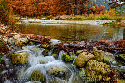 Hill Country Fall