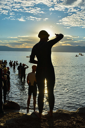 Lake Tahoe Tri Olympic/Half Swim