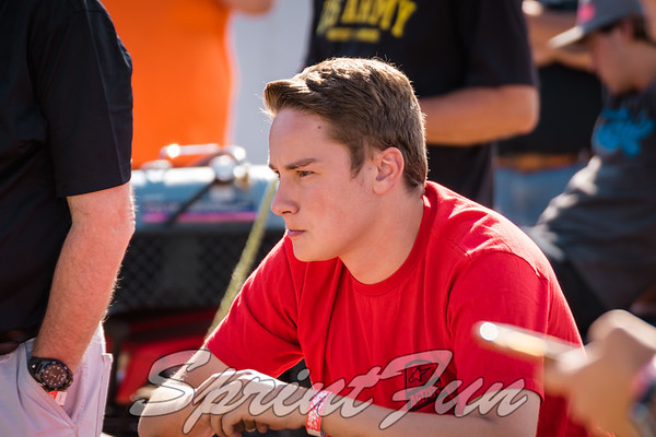 Sharon Speedway Lou Blaney Memorial 7-8-17