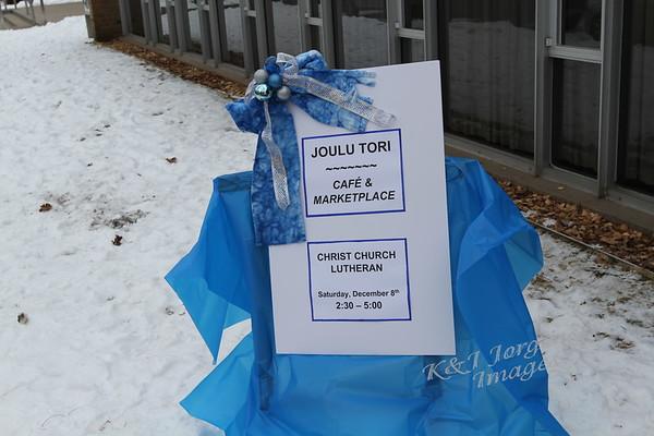 Joulu Tori, Finnish Christmas Market - Dec 2018