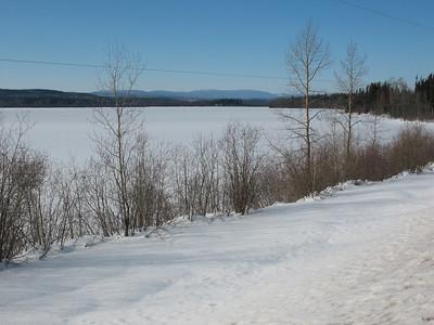 Powder Seeking February 2008