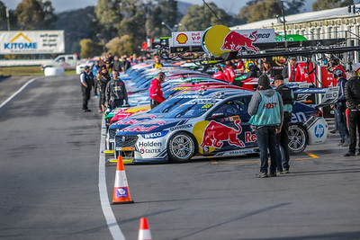 Supercars - Winton SuperSprint - Track ( Editorial Only )