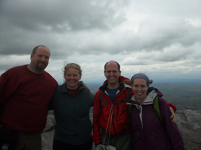 Monadnock with Ed and Seth
