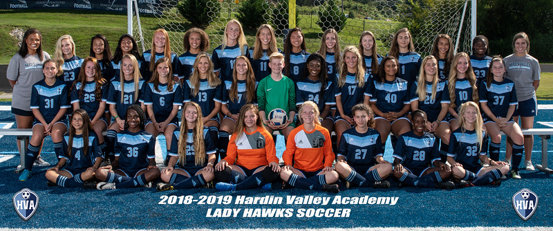 2018 HVA Girls Soccer Individual Files