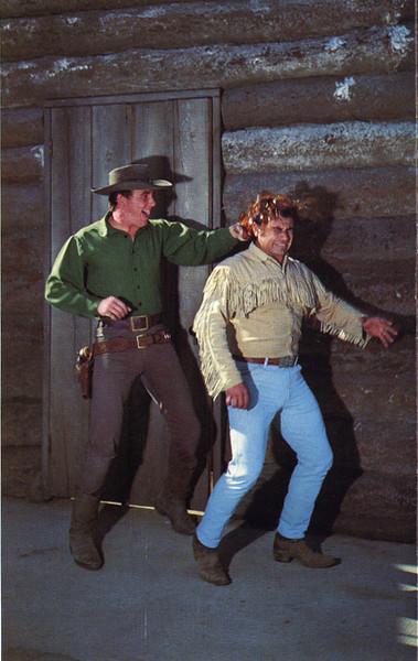 Stuntmen In Action