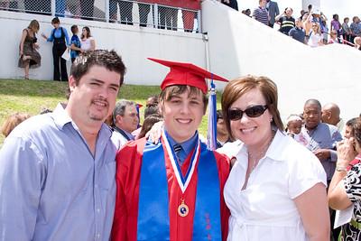 West Brook Graduation Candids 2008