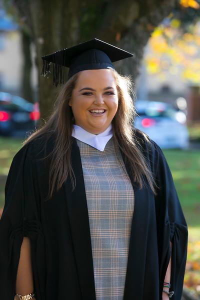 01/11/2018. Waterford Institute of Technology (WIT) Conferring Ceremonies 2018. Pictured is Eimear Kelly KildarePicture: Patrick Browne