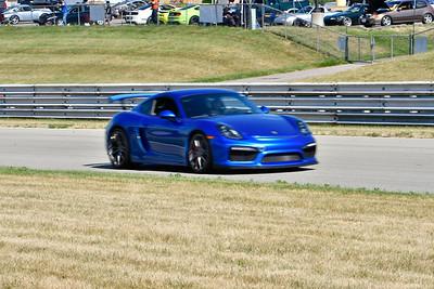 2020 SCCA TNiA July 29 Pitt Race Adv Blu Porsche Cayman