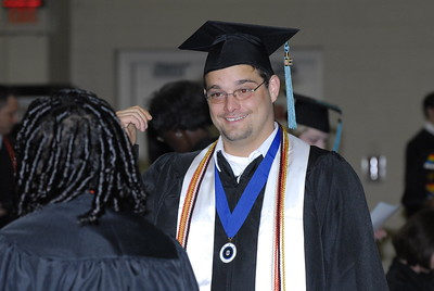 2008 Macon College of Continuing and Professional Studies Commencement