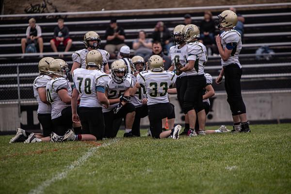 SMHS Football vs. PR | JV