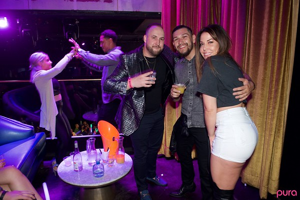 Pura Club 7.07.2018