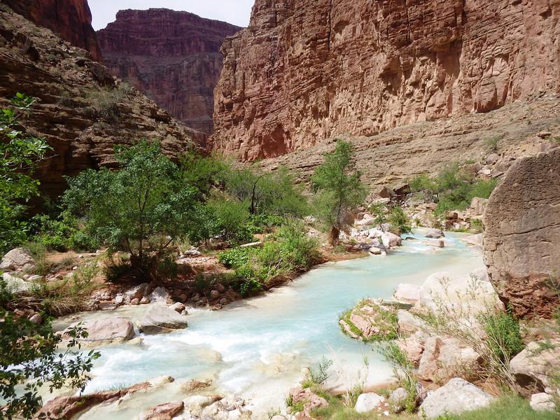 Going down toward Colorado River 16