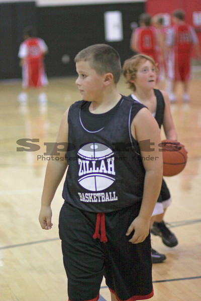4th Grade Basketball Zillah vs Yakima 11/15/08