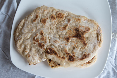 Sourdough Naan Bread Recipe