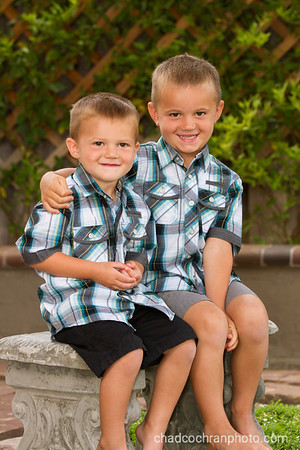 Brandon and Jakxon