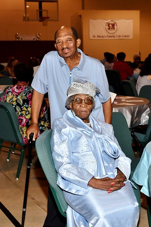 Mother Carrie Lockley's 95th Birthday Celebration