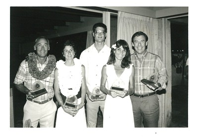 1987 Running Awards Party 7-1-1987