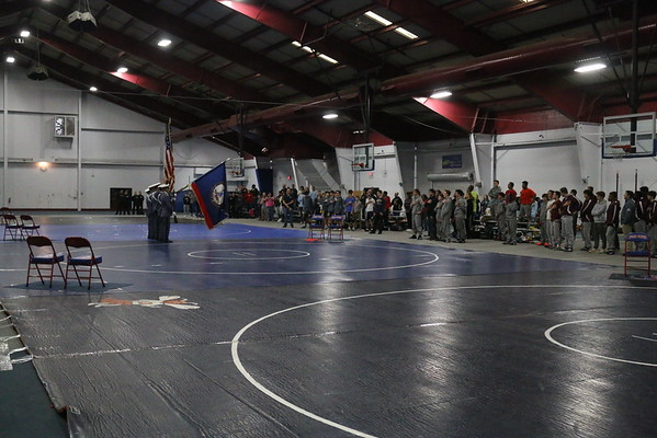 Wrestling's Blue Devil Invitational - Dec 1