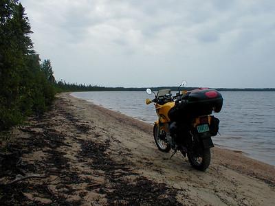 James Bay 2005