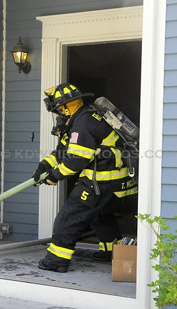 Reading, MA - 2nd Alarm - 456 Haverhill St - 5/11/09