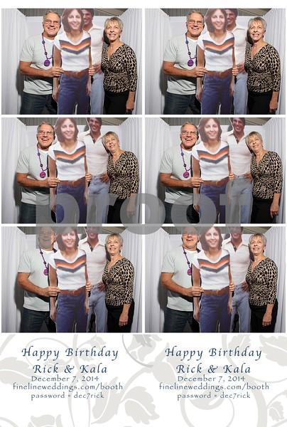 Rick & Kala's Birthday Party - 12.7.14